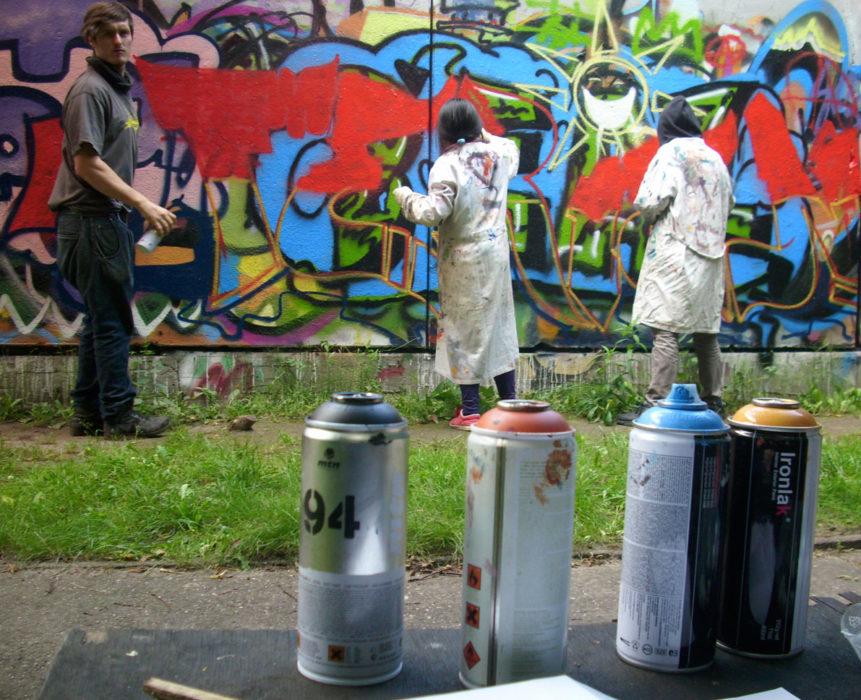 grafitty-weekender